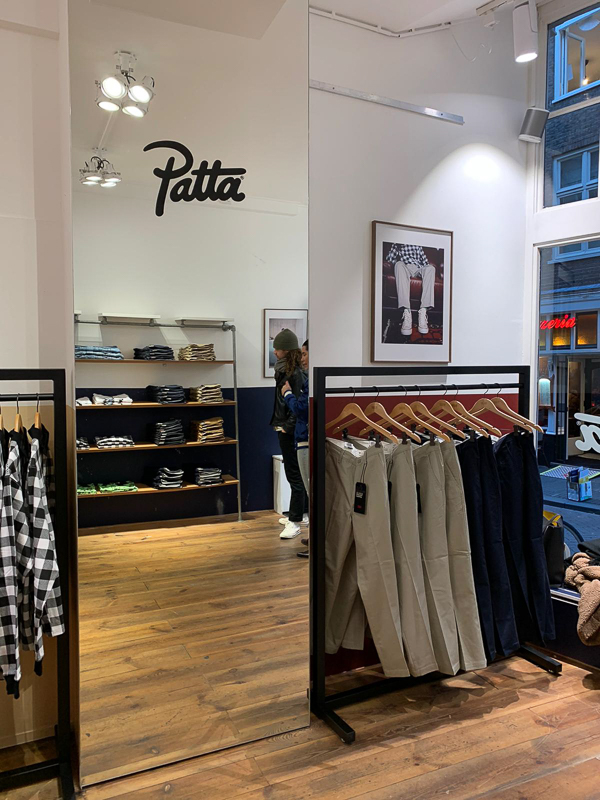 POP UP SHOP - Levi's as seen by Patta March 2020-4