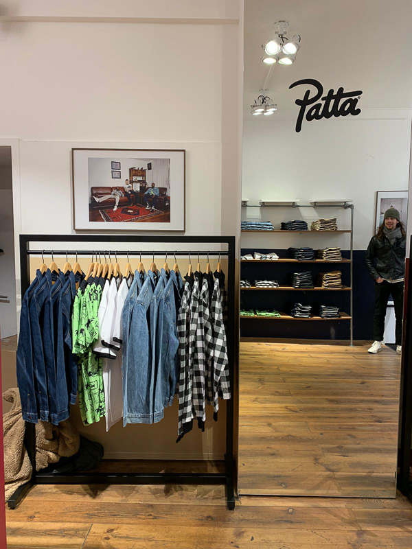 POP UP SHOP - Levi's as seen by Patta March 2020-5