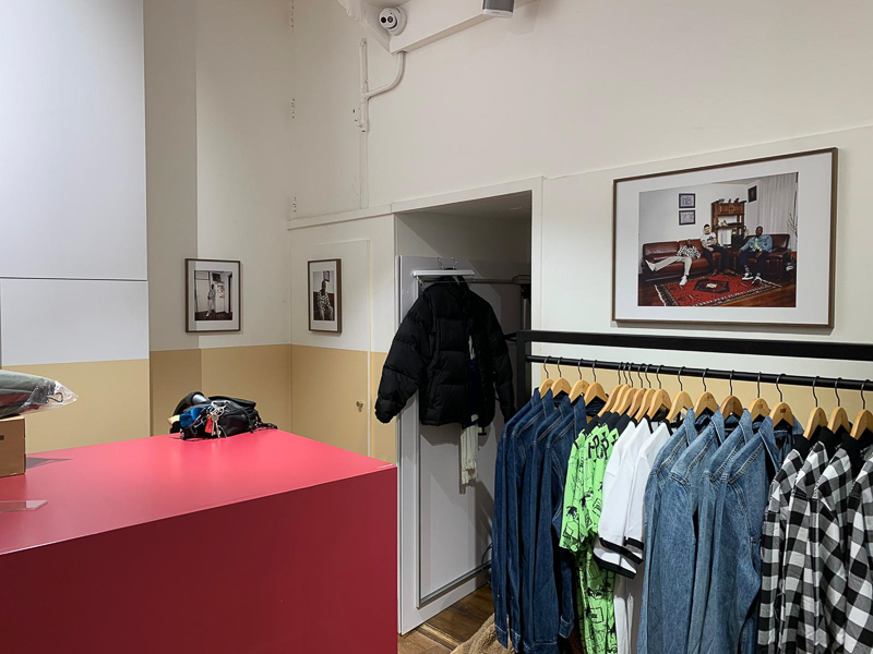 POP UP SHOP - Levi's as seen by Patta March 2020-6