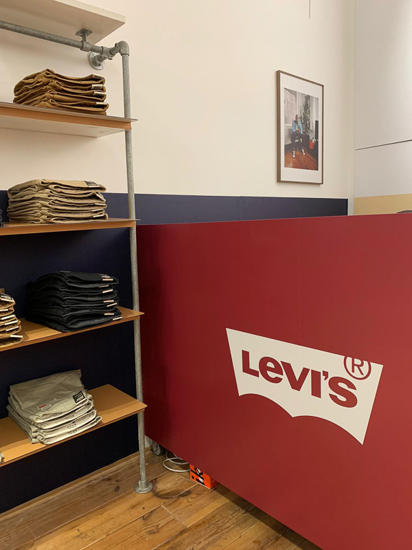 POP UP SHOP - Levi's as seen by Patta March 2020-7