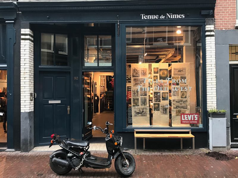 WINDOW - Levi's Old West at TdN Amsterdam 2017-1