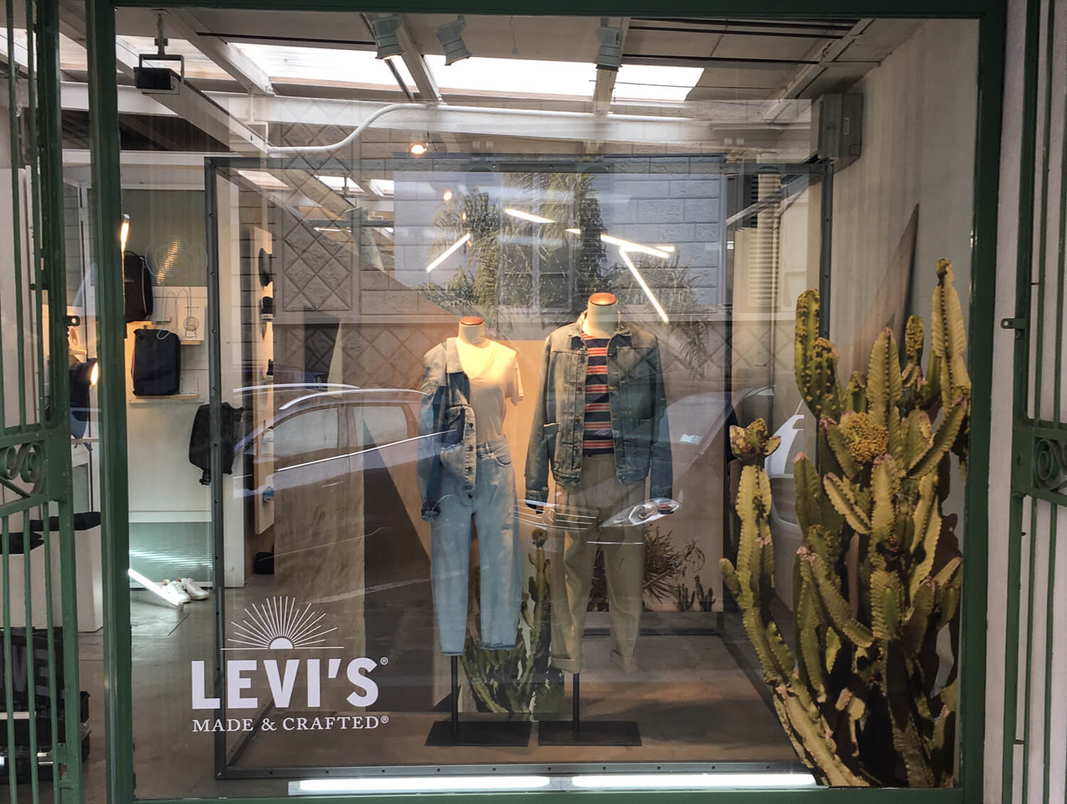 Levi's at Societe Anonyme
